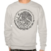 Mexican coat of arms Sweatshirt