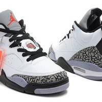 Cheap Air Jordan Son Of Mars Low Shoes White Cement