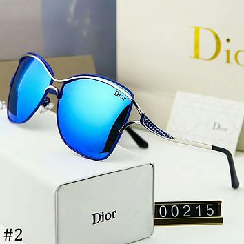DIOR 2018 Men's and Women's Size Polarized Sunglasses Sunglasses F-A-SDYJ #2