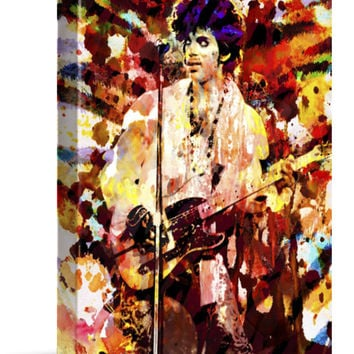 Prince - Canvas Art Print