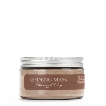 Refining Rhassoul Clay Mask
