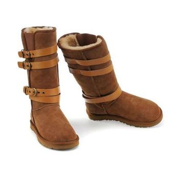 Gotopfashion Ugg Boots Cyber Monday New Arrival 8878 Chestnut For Women 108 90