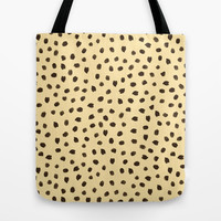 Cheetah Tote Bag - Book Bags for Girls - Girls Tote Bag - Market Bag - Animal Print - Book Bag - Market Tote - Gift Ideas for Girls - Gifts