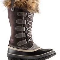 Sorel Joan of Arctic Boots in Shale for Women NLRB-051