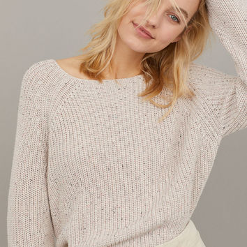 H&M Rib-knit Sweater $24.99