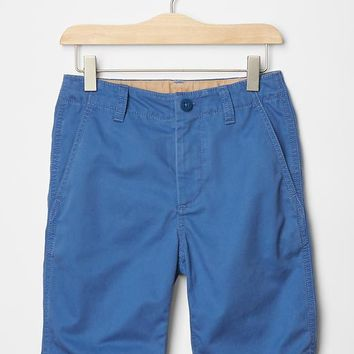 Gap Boys Flat Front Shorts