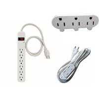 Work Choice Extension Cord Variety Pack - Walmart.com