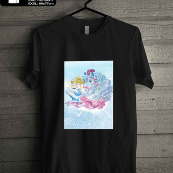 DIsney Cinderella T-SHIRT FOR MAN SHIRT,WOMEN SHIRT **