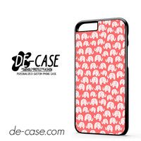 Elephant Collage Pink DEAL-3881 Apple Phonecase Cover For Iphone 6 / 6S