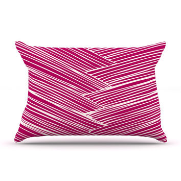 "Anchobee ""Loom"" Pillow Sham"
