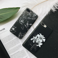 Retro Flower Phone Case