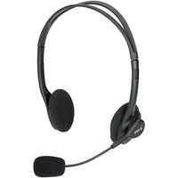 Micro Innovations Lightweight Multimedia Headset With Microphone