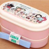 pink Sentimental Circus afternoon tea Bento Box lunch box - Bentos - Bento Boxes