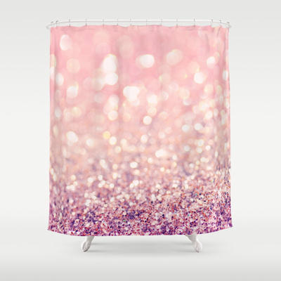 blush shower curtain by lisa argyropoulos from society6 the