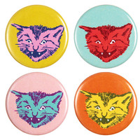 HISS KITTY MAGNETS