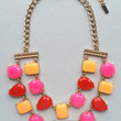 Rajasthan Sunset Necklace