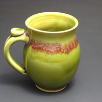 Ceramic Mug  Coffee Mug  Pottery Mug  Coffee Cup in by dougsmith