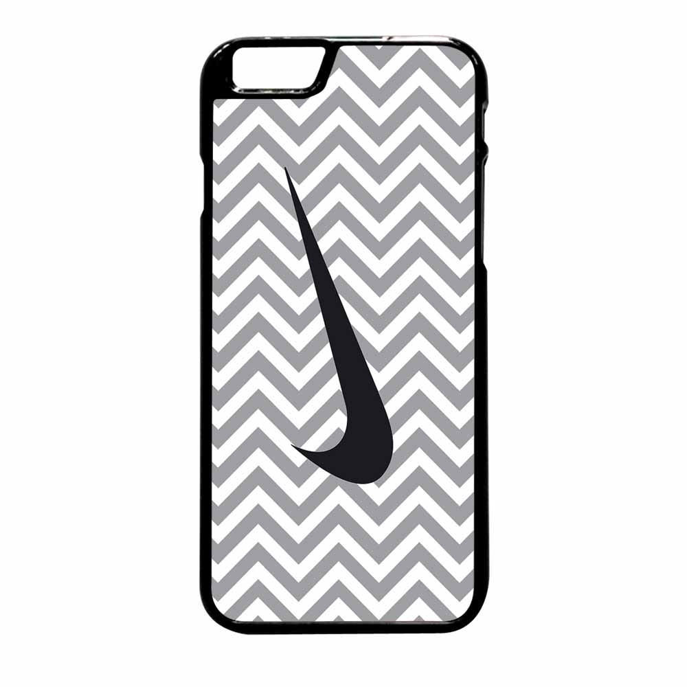 nike logo chevron graydc iphone 6 plus from case beauty free. Black Bedroom Furniture Sets. Home Design Ideas