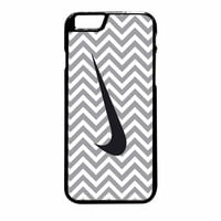 Nike Logo Chevron Graydc iPhone 6 Plus Case