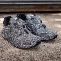 PUMA DISC WHITE NOISE X TRAPSTAR – PACKER SHOES
