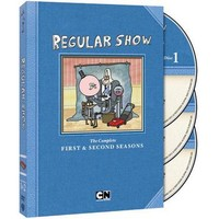 Cartoon Network: Regular Show Seasons 1 & 2 (DVD) |