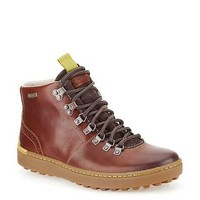 Nanu Hike Gtx in Chestnut Leather - Mens Boots from Clarks