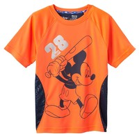 Disney's Mickey Mouse Baseball Active Tee by Jumping Beans - Toddler Boy, Size: