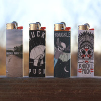 Knuckle Puck Full Size Lighters