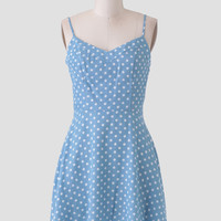 Memories Of Summer Chambray Dress