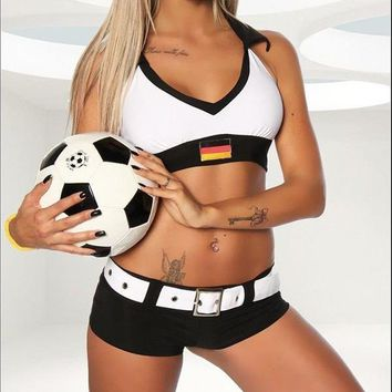 Sexy Germany World Cup Costume
