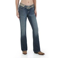 Wrangler Women's Shiloh Ultimate Riding Cowgirl Cut Jeans - WRS40BF