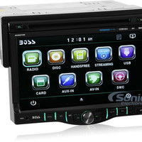 "Boss BV8970B Single Din Drop Down Touchscreen 7"" Bluetooth"