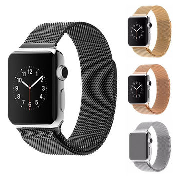 Luxury Milanese Band for Apple Watch