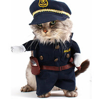 Officer Meow Outfit