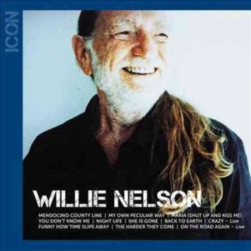 DCCKB62 ICON:WILLIE NELSON