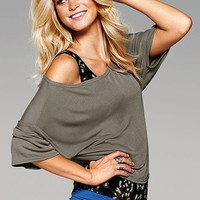 Reversible Tee - Angel Tees - Victoria's Secret
