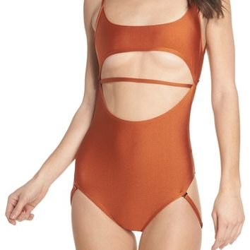 Chromat Strata One-Piece Swimsuit | Nordstrom