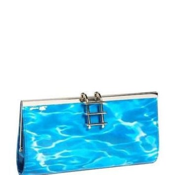 Kate Spade New York Going Swimmingly Pool Party Clutch