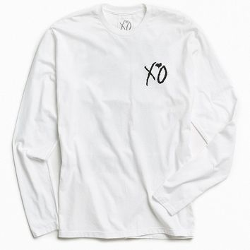 The Weeknd False Alarm Long Sleeve Tee - Urban Outfitters
