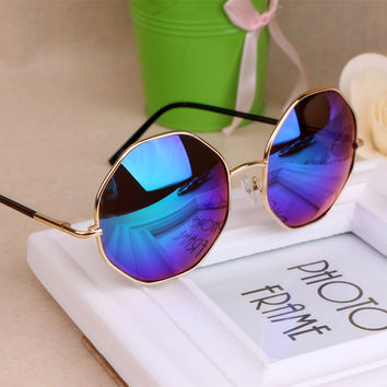 Vintage Fashion Stylish Sunglasses [6471700100]