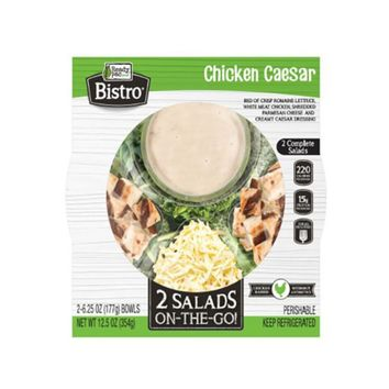 Chicken Caesar Salad Kit (2 pk.) - Sam's Club