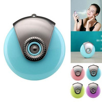 Summer Face Humidifier for iPhone Samsung / Color Random