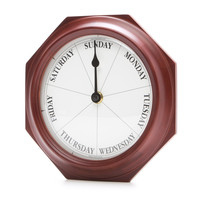 Dayclocks Day Wall Clock