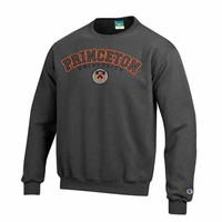 Princeton - Twill Medallion Crew at The U-Store Online