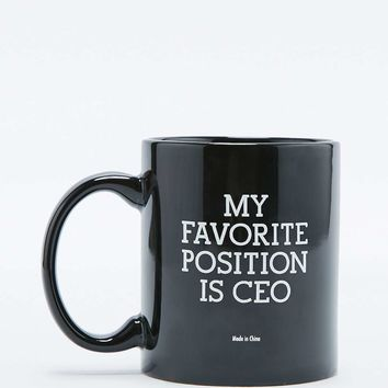 CEO Mug - Urban Outfitters