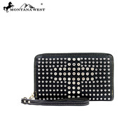 Montana West MW222-W003 Bling Bling Wallet
