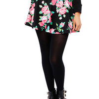 Papaya Clothing Online :: FLORAL PRINT FLARE SKIRTS