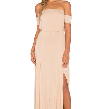 Clayton Margaret Dress in Bare