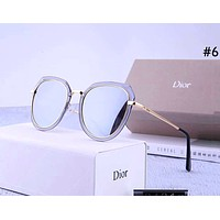 Dior 2019 new women's versatile driving polarized sunglasses #6