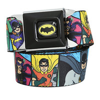DC Comics Classic Batman Seat Belt Belt